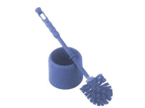 Cepillo Plástico con Base para Baño