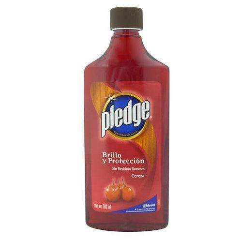 Aceite Rojo Cereza Pledge - SC JOHNSON