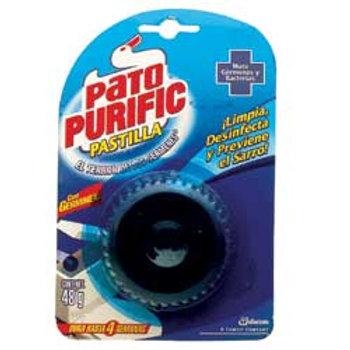 Pastilla Pato Purific Azul 48 gr - SC JOHNSON