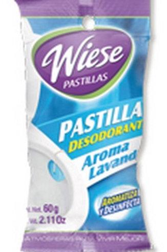 Pastilla Aromatizante 60 gr – WIESE