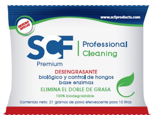Desengrasante Biológico CLN001- BIODEGRADABLE – SCF