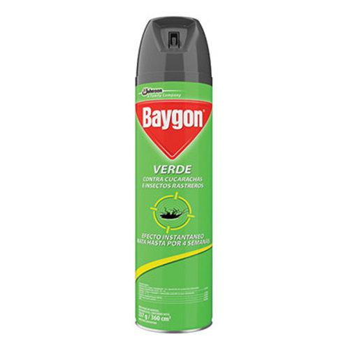 Insecticida en Aerosol Baygon Verde - SC JOHNSON