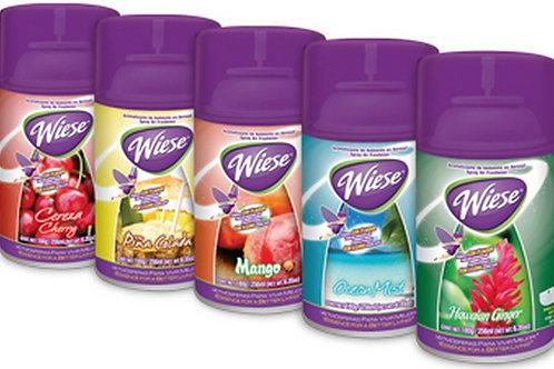Aromatizante en Aerosol frutos Rojos 400 ml - WIESE