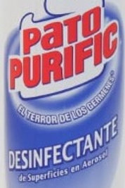 Desinfectante en Aerosol Pato Purific - SC JOHNSON