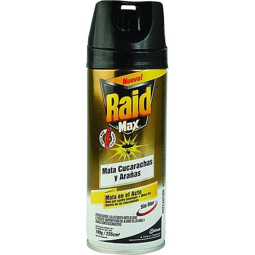 Insecticida Raid Max 250 ml - SC JOHNSON