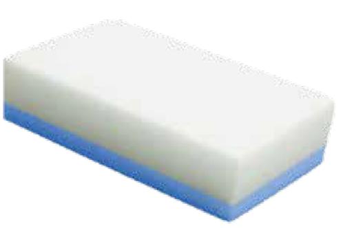 Esponja Blanca para Detallado CLN007- CLEANING – SCF