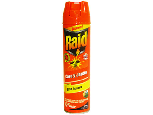 Insecticida Raid Max 400 ml - SC JOHNSON