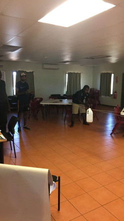 NT Leadership Training