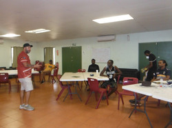 Lajamanu Leadership Training