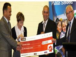 NAB Schools First Award