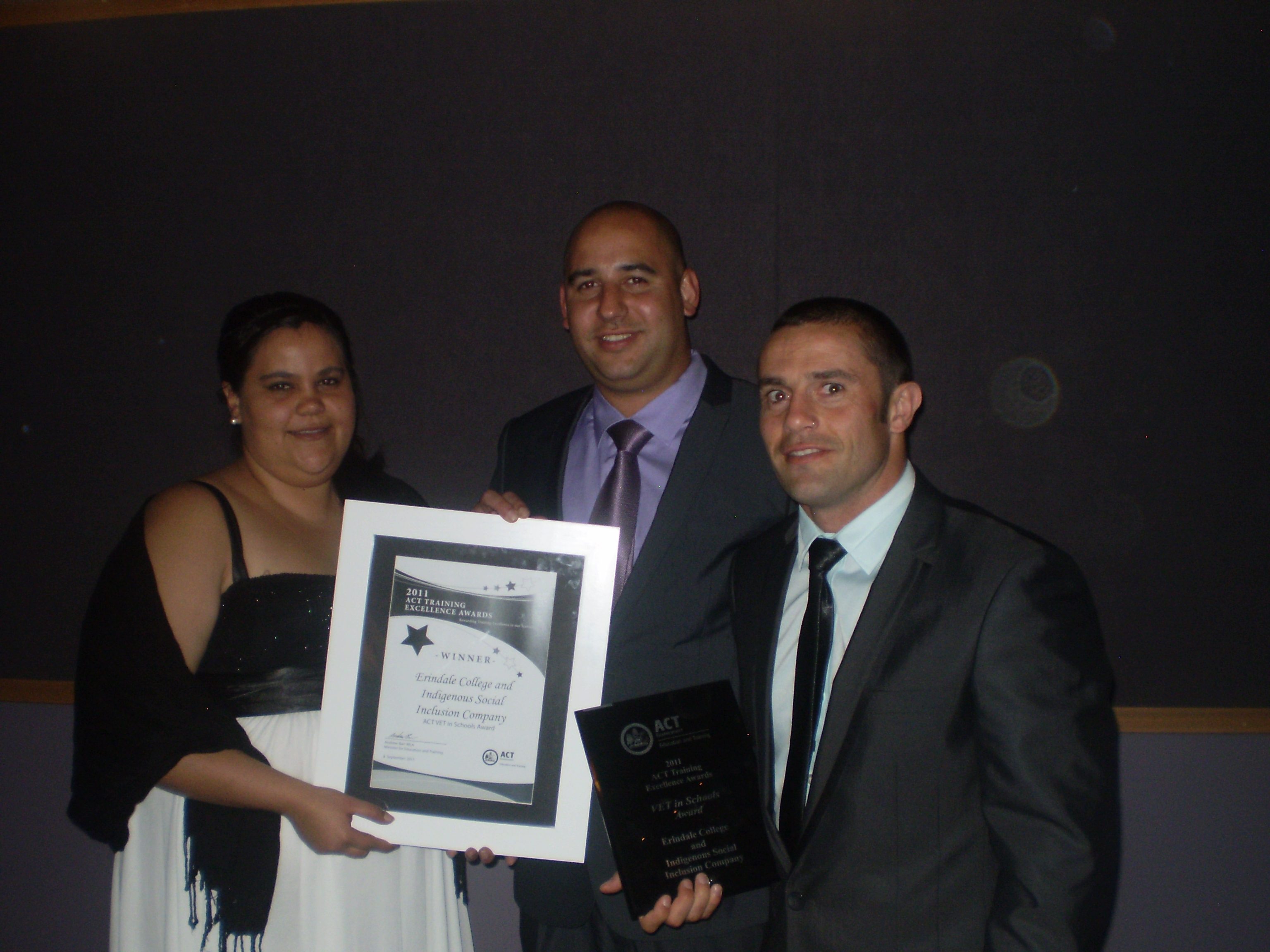 RGT ACT 2011 Training Awards 013