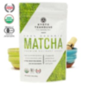 Kyoto Teahouse Organic Matcha