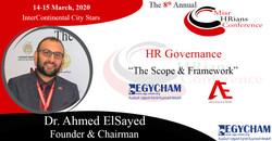 Dr Ahmed El Sayed