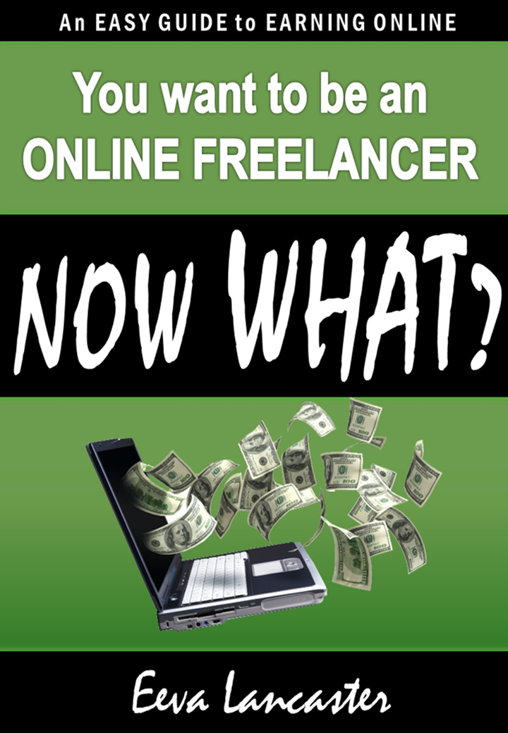 You want to be an Online Freelancer.