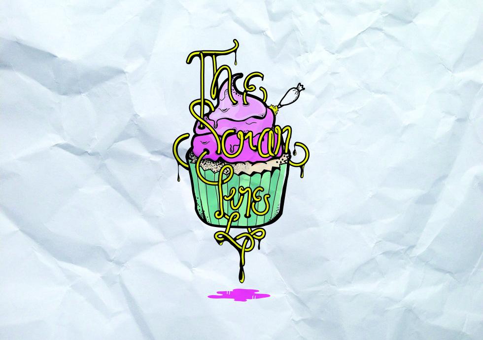 Cupcake Poster - 2014