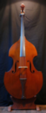 ©Seth Kimmel 2014 Bass maker/ Luthier custom American Made real wood upright double bass violins