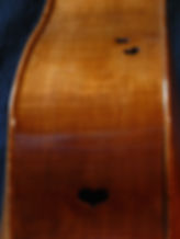©Seth Kimmel 2015 Bass maker, bass Luthier Eugene Oregon hand carved American Made real wood upright double bass violin sales
