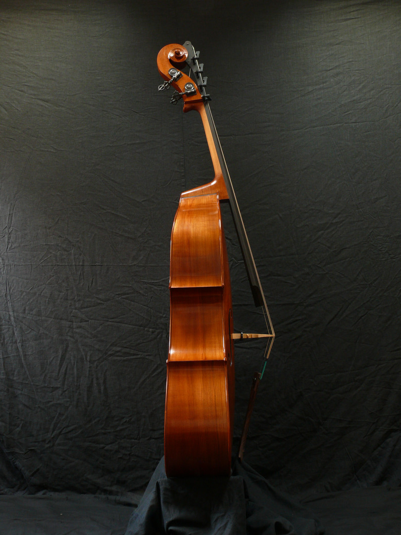 Classis Double Bass Side View