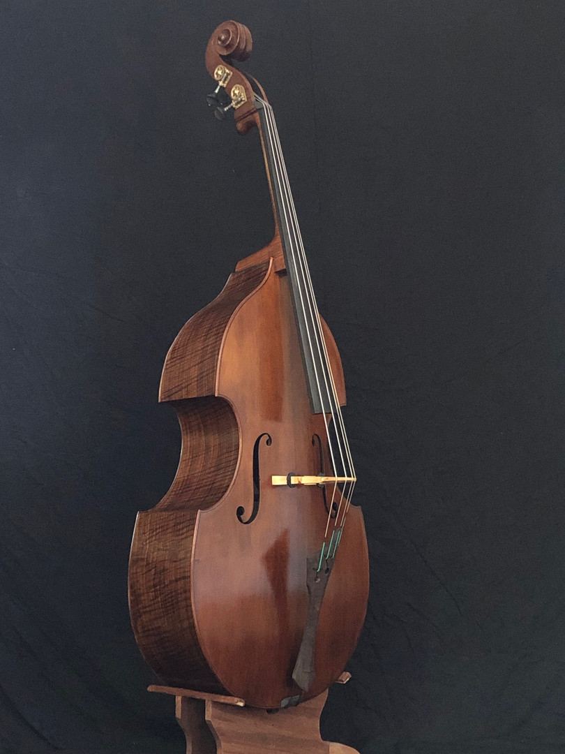 #59 Pacific Violone Double Bass