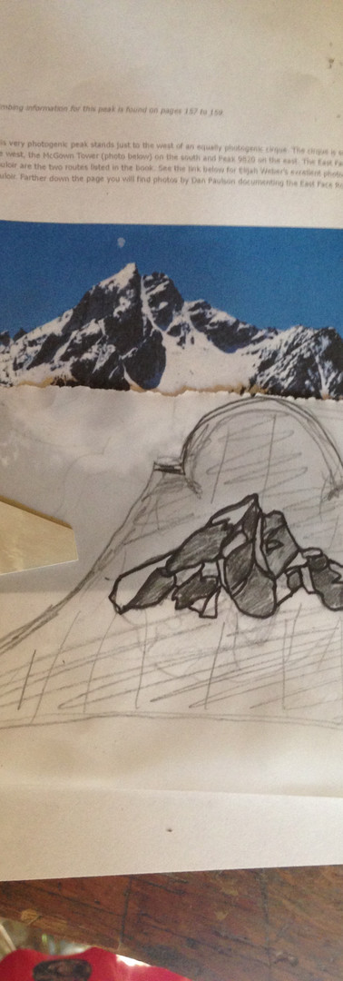#57 A Draft of Idaho Mountain