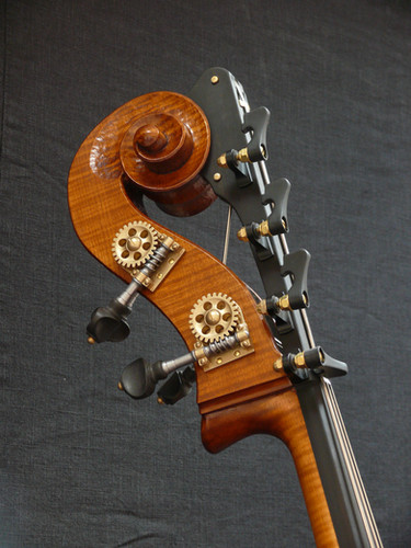 A Seth Kimmel New& C Extension Makes even Lower Bass Notes Possible