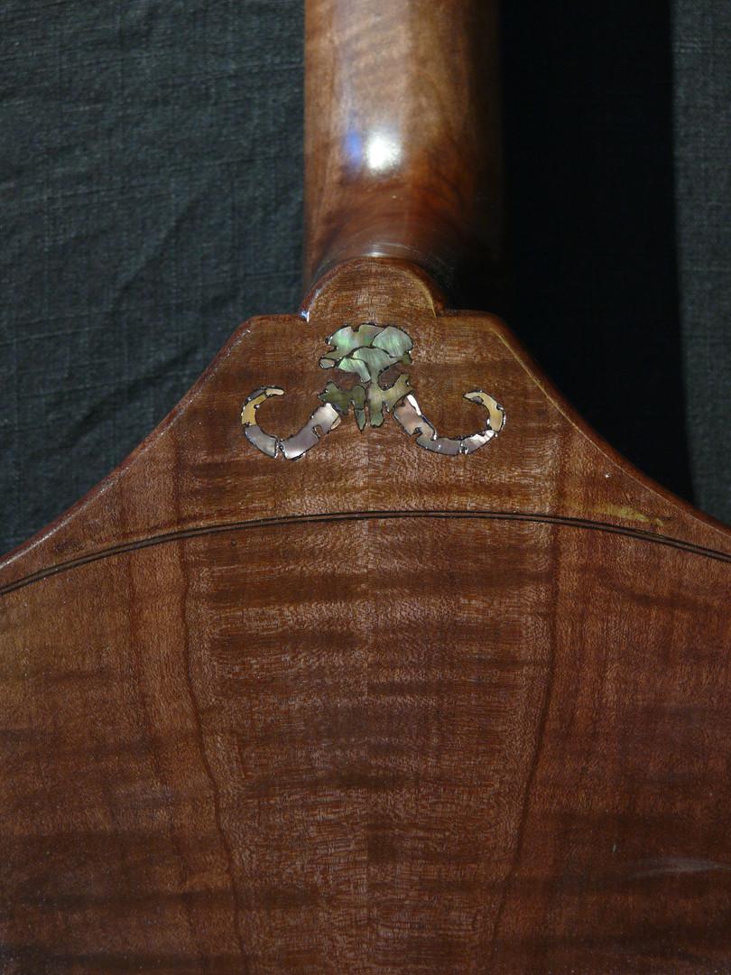 Mastadon Skull Inlay