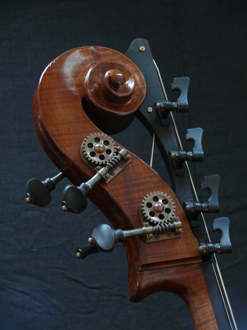Rubner Tuning Machines with Wooden Keys