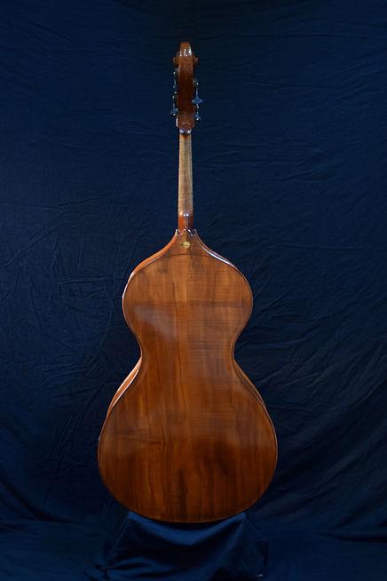 Seth Kimmel Bass #67 Pear shaped