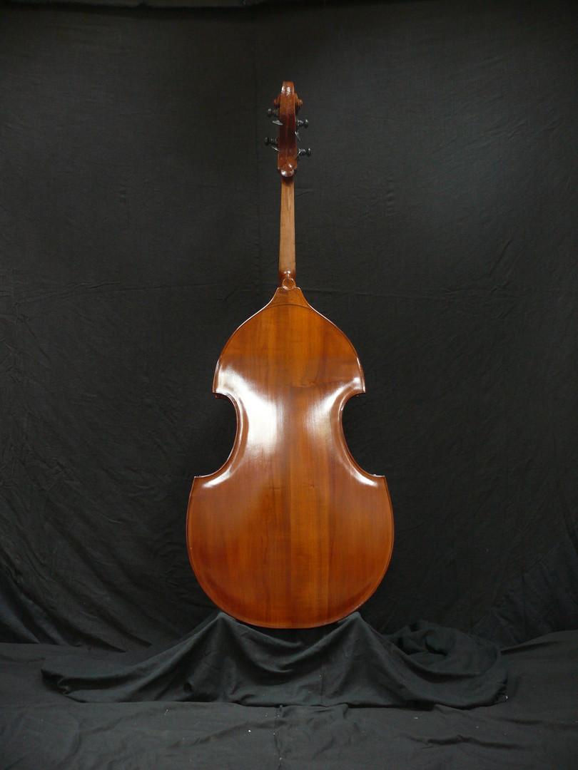 Basic Woods Model--Western Maple Back