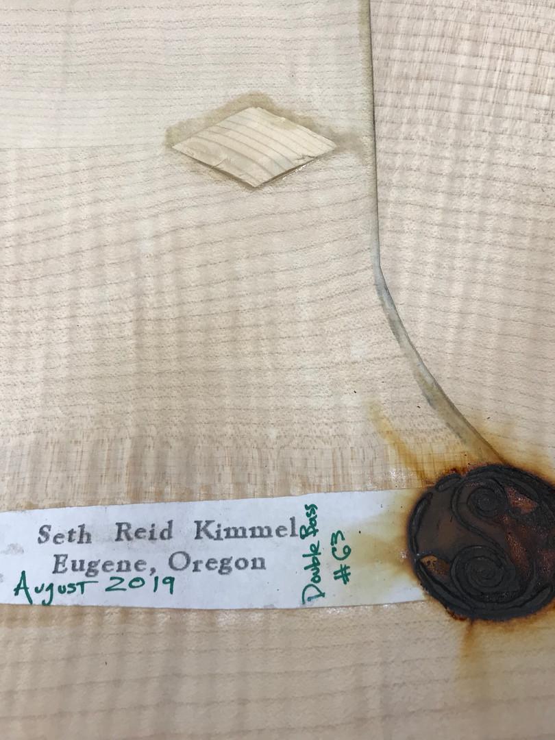 Seth Kimmel Brand and Label System