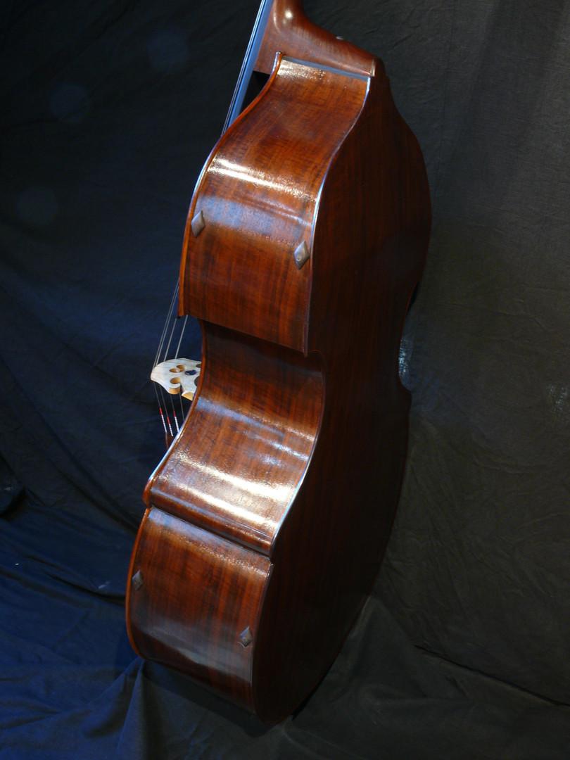 Walnut Sides; Removable Walnut Neck