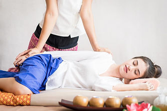 Thai Massage Ibiza Veronica Pródis