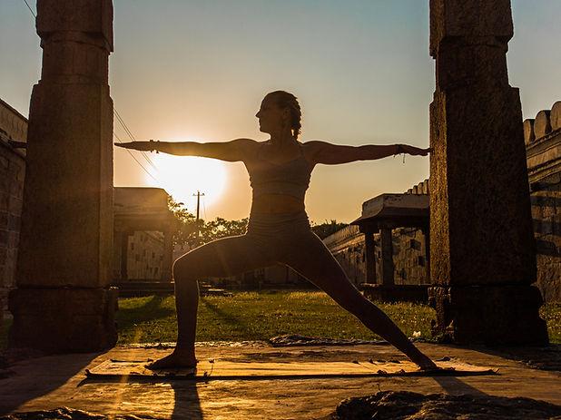 Veronica Prodis Yoga Indie Mysore
