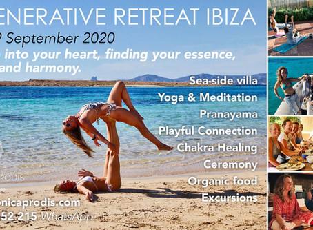 Conscious &Regenerative Retreat Ibiza