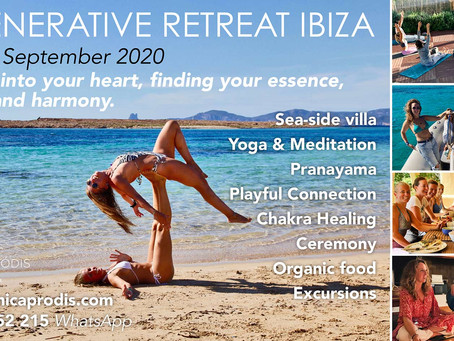 Conscious & Regenerative Retreat Ibiza