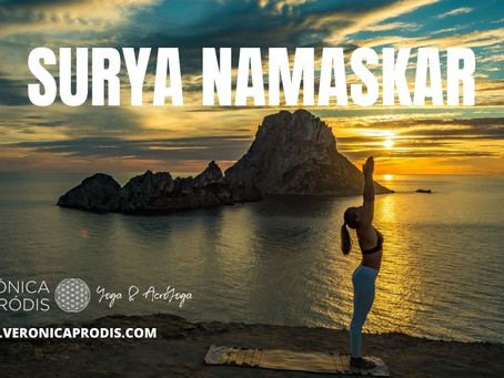 Surya Namaskar - Sun Salutation A / B