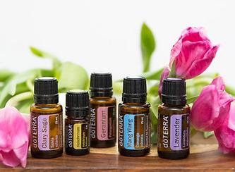 Massage Ibiza doTERRA essential oils