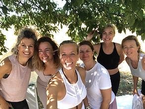 Hatha Yoga con Veronica Prodis Atzaro Sp