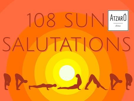 EVENT ,,108 saludos al sol,,