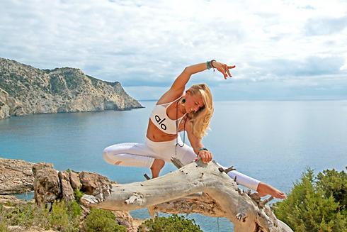 Veronica Pródis Yoga Ibiza
