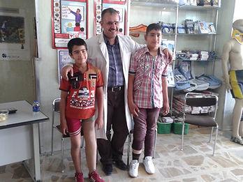 Mohamad Tariq Hamid & Hussein Salam Abd