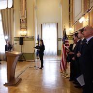 Mine Free Sarajevo Press Conference kickoff
