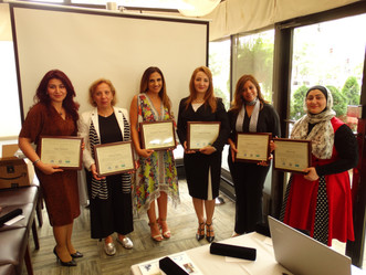 MLI holds recognition ceremony for NEW Iraq Mentors