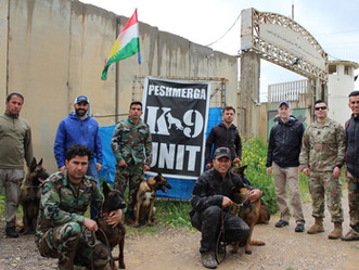 Demining in Kurdistan