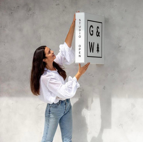 George&Willy Concrete Display Wall.jpg