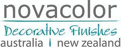 logo novacolor australia & new zealand L