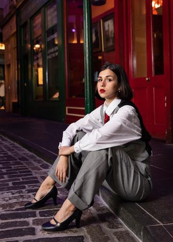 1930s Woman's Suit