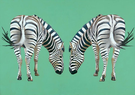 Zebra Bums