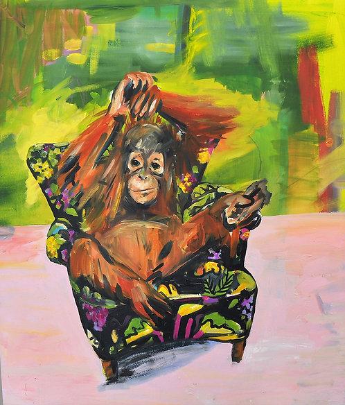 Oranguchair