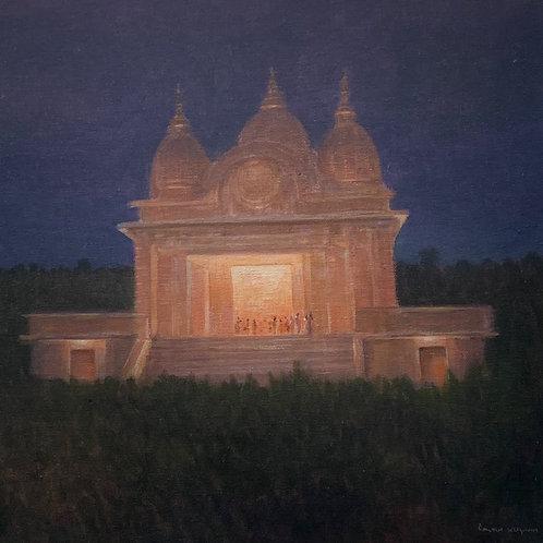 Temple, nearCalcutta